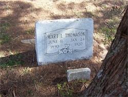 Martin Luther Thomason