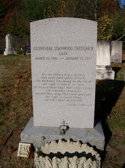 Guinevere <i>Stanwood</i> Frederick