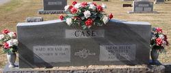 Sarah Helen <i>Whitefield</i> Case