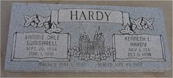 Sammie Dale <i>Summarell</i> Hardy
