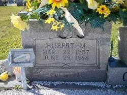 Hubert M Carr