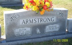 Elvin Armstrong