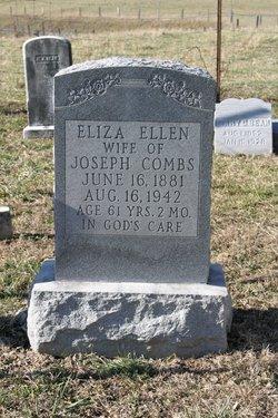 Eliza Ellen Combs
