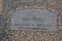 Nora Dora <i>Schneider</i> Meints