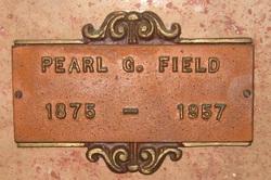 Pearl Davis <i>Gannaway</i> Field