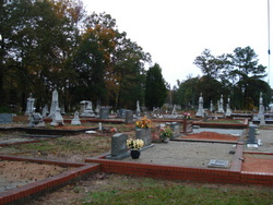 Jordan Memorial Cemetery