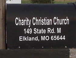 Charity Christian Church Cemetery