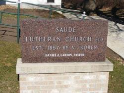 Saude Lutheran Cemetery