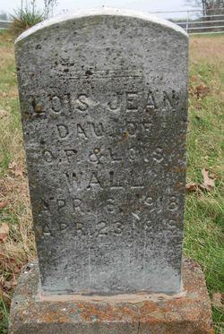Lois Jean Wall