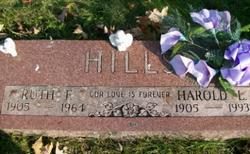 Harold Leroy Hills