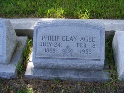Philip Clay Agee
