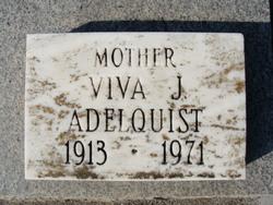 Viva Jeanette Adelquist