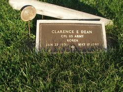 Clarence E. Pete Dean