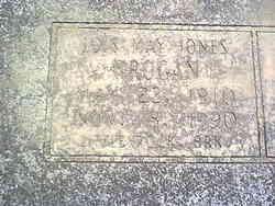 Lois May <i>Jones</i> Grogan