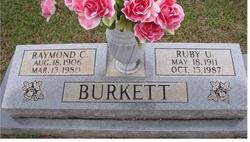 Raymond Calvin Burkett