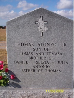 Thomas Alonzo, Jr