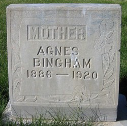 Mary Agnes <i>McArthur</i> Bingham