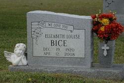 Elizabeth Louise Bice