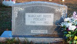 Margeart Totite Pebeahsy