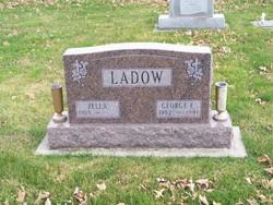 Zella Beatrice <i>Parsons</i> Ladow