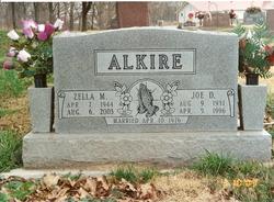 Zella Mae <i>Asher</i> Rollins