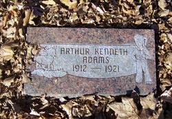 Arthur Kenneth Adams