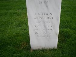 La Fern <i>Carr</i> Arnquist