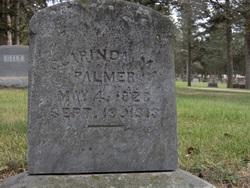 Clarinda M Clara <i>Glidden</i> Palmer