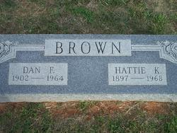 Daniel Franklin Brown