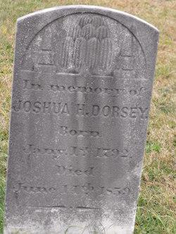 Joshua H Dorsey