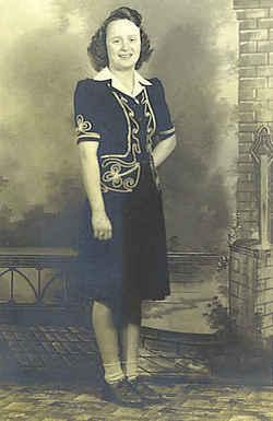 Marie Frances <i>Kelley</i> Jerred