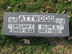 Olive D. <i>Dallas</i> Attwood