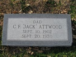 Clyde F. Jack Attwood