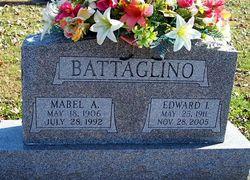 Edward I. Battaglino