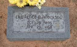 Lawrence Nicholas Anderson
