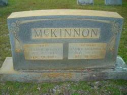 Catherine <i>McKenzie</i> McKinnon