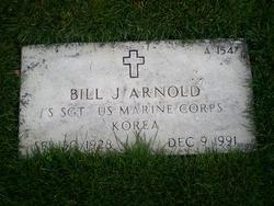 Billy Jack Arnold