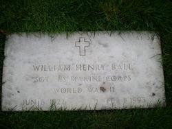 William Henry Ball