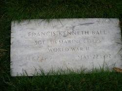 Francis Kenneth Ball