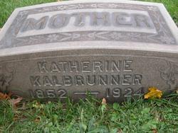 Catherine <i>Opple</i> Kalbrunner