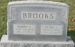 Harry Strickler Brooks