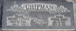 Adeline Teresa Addie <i>Doyle</i> Chipman