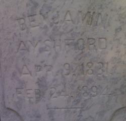 Benjamin Ayshford