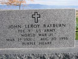 John Leroy Rayburn