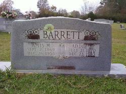 Addie Matilda Barrett