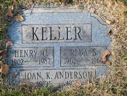 Joan K <i>Keller</i> Anderson