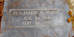Benjamin N Davis