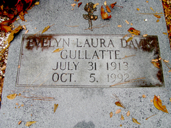 Evelyn Laura <i>Davis</i> Gullatte