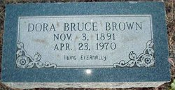 Dora Young <i>Bruce</i> Brown