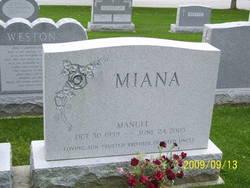 Manuel Miana